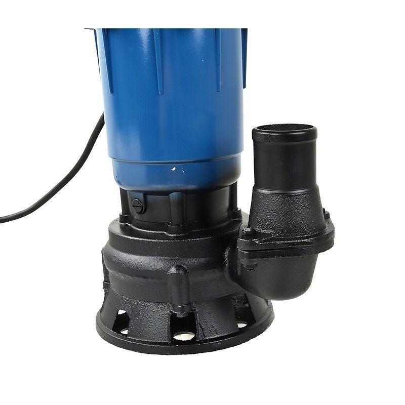 G81424 !!!! Schmutzwasserpumpe Baupumpe Schneidmesser 17000 l//Std Tauchpumpe
